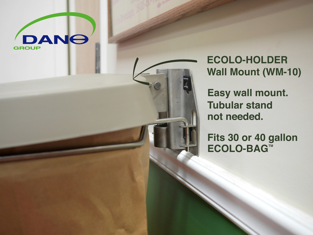 Ecolo-Holder wall mount