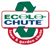 Dano Ecolo Chute for Lawn and Leaf Bags