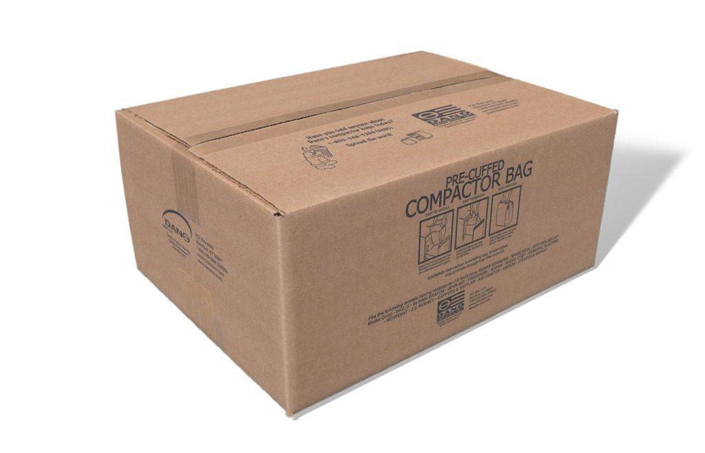 Compactor Box Style E