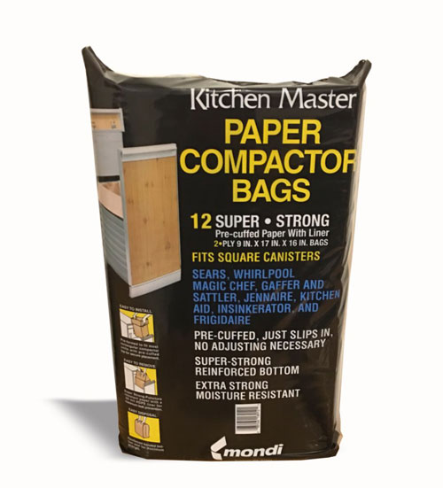 Kitchen Master Super Strong Trash Compactor Bag